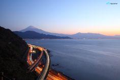 Estrada Tomei, Japão