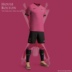House Bolton Concept Kits