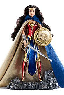 Barbie® <em>Amazon Princess <nobr>Wonder Woman™</nobr></em> Doll