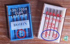 Les aiguilles sont toujours numérotées de 60 à 100, mais pourquoi ? Ces numéros correspondent à leur taille, qui se mesure en centième de millimètre.