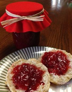 how to make strawberry preserves recipe