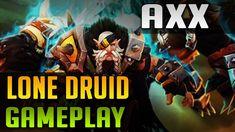 Axx – Lone Druid Dota 2 Pro Gameplay | Dota 2 Top MMR  YouTube|Dota 2|Miracle-|Dendi|EstWikia  Click Here To Lone Druid, Dota 2, Esports, Lonely, Comic Books, Comics, Movie Posters, Art, Craft Art