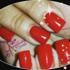 Red Acrylic