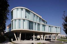 Bibliothèque multimédia, Guéret, 2010 - Brochet Lajus Pueyo agence d'architecture