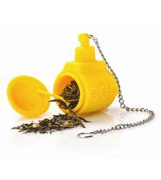 Tens un amic súper fan dels Beatles i del tè? Aquest infusionador en forma de subamarí groc es el regal ideal! Troba'l a la nostra botiga Laie per 12.80€.