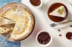 Navštivte stránky Kuchyně Lidlu a vyzkoušejte recept na pečený tvarohový dort podle Markéty Krajčovičové.