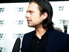 """I love his goofy faces better than his """"i'm attempting to smoulder"""" ones. - mv"""