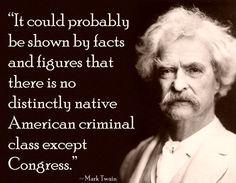 Mark Twain - Congress