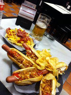 100montaditos a Madrid Il posto dove qualità e convenienza si incontrano..100 paninetti da gustare con un'ottima cerveza