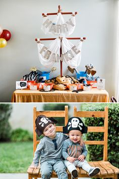 Rad+Illustrated+Swashbuckler+Pirate+Party+{Joint+Birthday}
