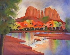 Cathedral Rock ~ Peter Chope