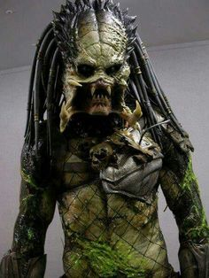 Wolf AVP2 Orginal costume Form ian
