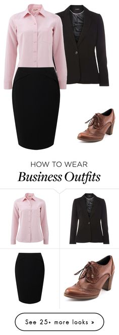 """""""Business 1"""" by kristinevy on Polyvore featuring Dorothy Perkins, Michael Kors, Jacques Vert and Tommy Hilfiger"""