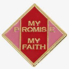 CADETTE MY PROMISE, MY FAITH PIN - YEAR 3
