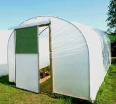8 X10 5 Highland Super Strength Garden Polytunnel Kit 50mm Hoops Made In Two Parts For Extra
