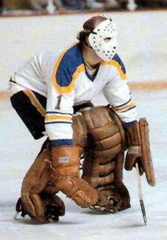 Legends of the Buffalo Sabres - Roger Crozier