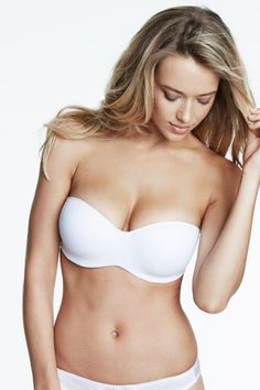 55c79b3e2 Dominique Seamless Molded Strapless Bra