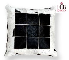 Fur Deco | hair on pillow 50