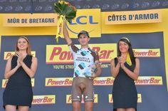 Stage 8. Rennes to Mûr-de-Bretagne. Alexis Vuillermoz stage winner.
