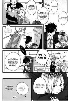 Haikyu!! Dj - Kyou Wa Kenka No Hi Ch.2 Page 6 - Mangago