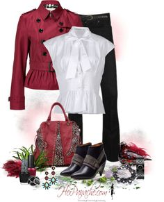 """Style the HerPanache Bag!"" by lisa-arnold-holden on Polyvore"