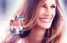 Fabulous Julia Roberts For The NEw Lancome Perfume, La Vie Est Belle! I love this fragrance! Julia Roberts, Celebrity Perfume, Perfume Collection, New Fragrances, Lancome, Life Is Beautiful, Pretty Woman, Fashion Beauty, Perfume Bottles