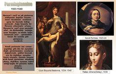 Okuma Atlası Sanat: Parmigianino, Francesco