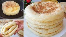 Naan, Easy Cooking, Cooking Recipes, Tortillas, Starbucks Egg Bites, Egg Bites Recipe, Bulgarian Recipes, Kefir, Iftar