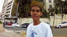 Falou e Disse com Lucas Otávio - Clube do skate