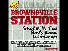 Brownsville Station - Smokin' in the Boy's Room - YouTube