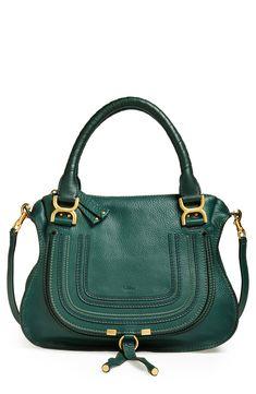 Women's Chloe 'Medium Marcie' Leather Satchel (Nordstrom Exclusive Color) from Nordstrom. Saved to Bags/Backpacks/Duffel bags/Wallets . Chloe Bag, Marcie Chloe, Gucci, Fendi, Burberry, Mk Handbags, Purses And Handbags, Prada, Handbag Accessories