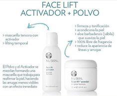 Mascarilla con Efecto Botox!! Nu Skin, Shampoo, Facial, Spa, Personal Care, Skin Care, Bottle, Life, Beauty