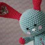 Funny bunny by Mari-Liis Lille  Free pattern from Lilleliis