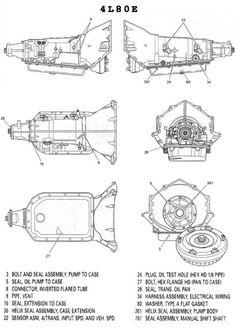 gm 4l80e transmission diagram 4l60-e/4l65-e transmission diagram | truck forum | car ... gm 350 transmission diagram
