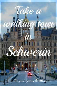 Schwerin is easy to explore on your own. On a trip to Germany, travel to the north for a walking tour in Schwerin. What a charming town! Visit Germany, Germany Travel, Travel Activities, Amazing Adventures, Day Tours, Walking Tour, Holiday Travel, Travel With Kids, Travel Around The World