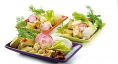Salade à l'indienne