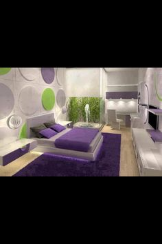 Great teenage room!