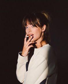 """7 Likes, 1 Comments - Felipe Asencio Silva (@felipeias) on Instagram: """"Louise Follain, nueva obsesión de belleza. Aparte de la belleza de Louise, quería pedir algo, mi…"""""""