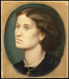 'Mrs Vernon Lushington', Dante Gabriel Rossetti | Tate