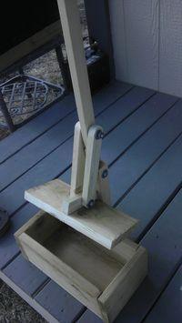 DIY Sawdust Fire Log