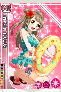 Love Live! School Idol Festival | Minami Kotori