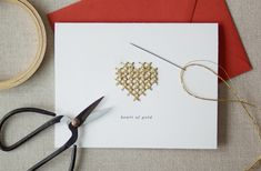 Image result for diy cards heart