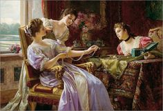 Ladislas W. von Czachórski - The Little Treasure Chest -