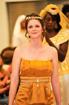 Representing Egyptian Princess Neferneferuaten Tasherit