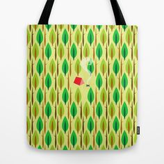 Escapism Tote Bag by Chris Redford - $22.00