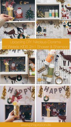 Christmas Decorations For Kids, Kids Christmas, Xmas, Diorama, Kids Interior, Greta, Sparkling Lights, Friedrich, Helfer