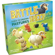 Battle Sheep, Multicolor
