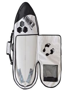 surfboard bag...why not speak out to more mass audiences such as make some for skateboarders and rollerbladers too