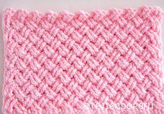 209 Mejores Imágenes De Puntos Fantasía En Crochet Crochet