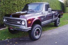 1969 4x4 chevy